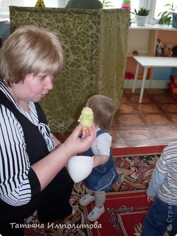 Сделать кукол из салфеток предложила Irena Stulova,вот я и попробовала фото 10