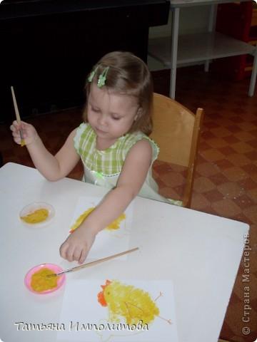 Сделать кукол из салфеток предложила Irena Stulova,вот я и попробовала фото 5