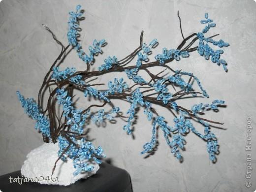 бисерные деревца фото 9