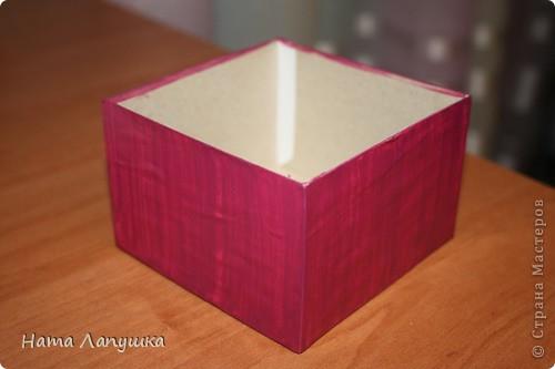 Получился вот такой комплект (коробочка и рамка)! фото 21