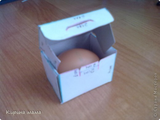 Коробочка подходит  для небольшого яичка.В самый раз для подарка  фото 7