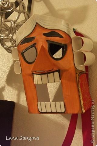 Элементарные маски Страна Мастеров