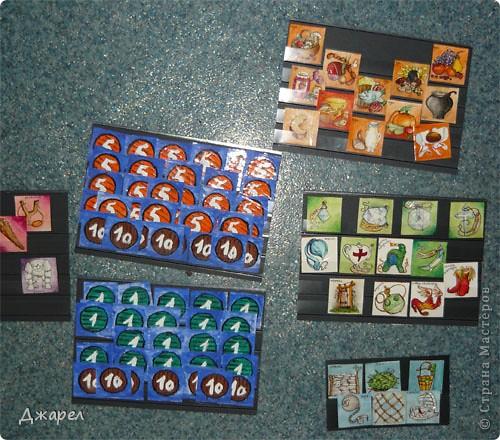 Основное поле игры состоит из 9 боков, которые легко меняются местами фото 5