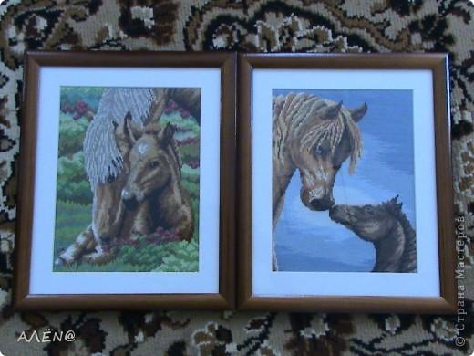 мои вышивки участвующие в различных выставках фото 3