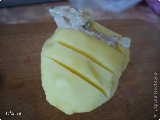 Картошка в духовке фото 3