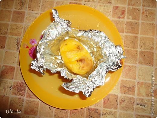 Картошка в духовке фото 1