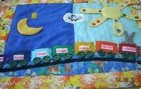 Выставляю последний проект, выполненный моей ученицей Бобрецовой Катей для детского сада. Огромное спасибо за идею Многомаме http://stranamasterov.ru/node/57090 У нас, конечно, поскромнее, но получилось тоже неплохо! фото 13