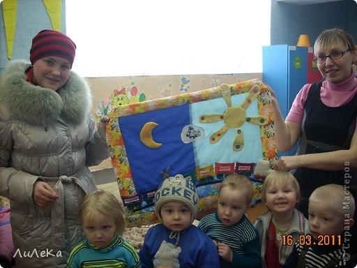 Выставляю последний проект, выполненный моей ученицей Бобрецовой Катей для детского сада. Огромное спасибо за идею Многомаме http://stranamasterov.ru/node/57090 У нас, конечно, поскромнее, но получилось тоже неплохо! фото 14