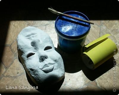 Маска для хелоуина. фото 5