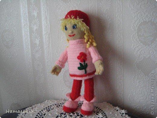Ещё одна куклёна для внучки. фото 1