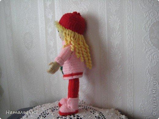 Ещё одна куклёна для внучки. фото 2