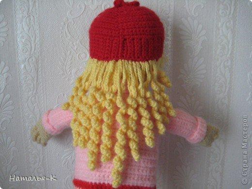 Ещё одна куклёна для внучки. фото 3