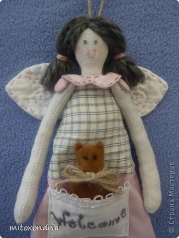 Свою малышку я сшила, полюбовавшись куколками Ksu 79. Вот ссылка http://stranamasterov.ru/node/137811?c=favorite Большое Вам спасибо, Ksu! фото 4