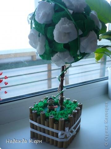 Сделано в подарок замечательному детскому врачу-педиатру на День Рождение)))Оно у неё 1 АПРЕЛЯ!!!! фото 1