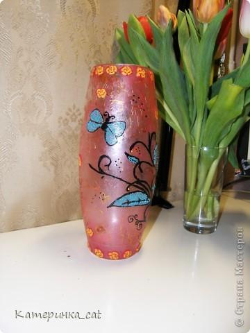 Декор вазы фото 1