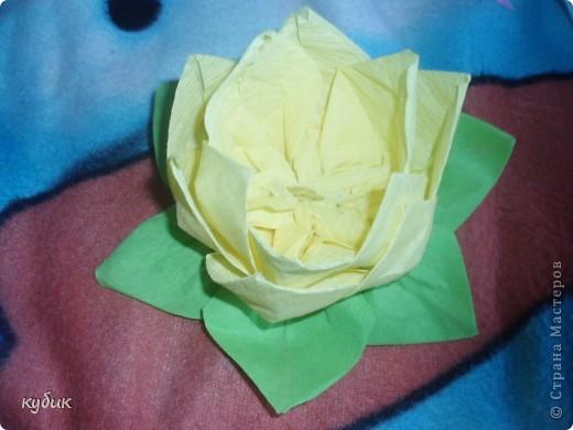 вот такие цветочки научила меня делать наша сотрудница, за что ей огромное огромное спасибо!!!!!!!!!!!!!! фото 9