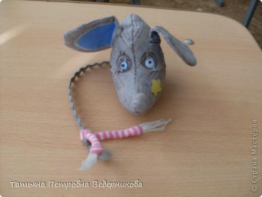 Во время карантина дети заскучали и попросили очередное задание. В итоге получилась забавная выставка мышей! Надеюсь, Вам понравится)))  1. Меховая фото 4