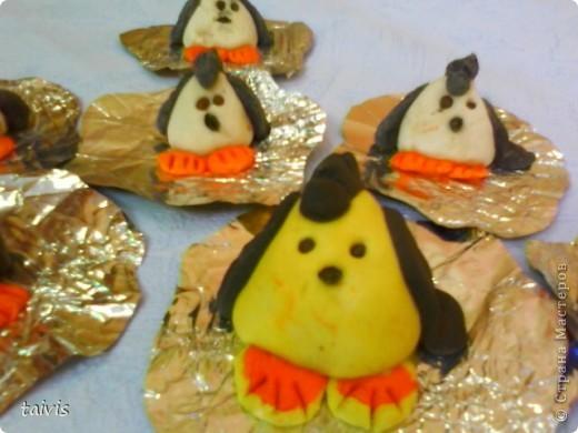 Пингвинчики на льдине. фото 2