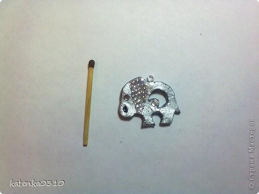 очень захотелось кулончик в виде слона фото 4