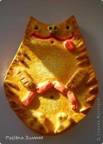 Кот Сердцеед. Спасибо мастерам Страны. фото 4