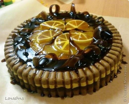 """Значит, решила я на день рождения своего будущего свекра """"испечь"""" тортик... фото 1"""