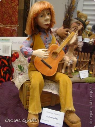Фотоотчёт №3 с 5-й Московской международной выставки-ярморки кукол и медведей Тедди фото 3