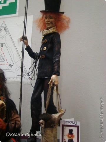 Фотоотчёт №3 с 5-й Московской международной выставки-ярморки кукол и медведей Тедди фото 6
