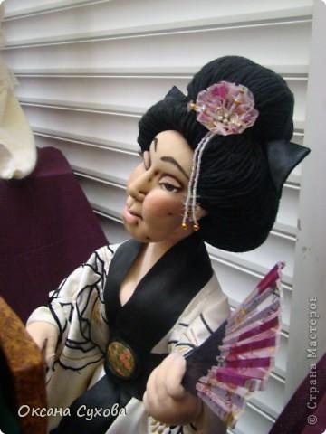 Фотоотчёт №3 с 5-й Московской международной выставки-ярморки кукол и медведей Тедди фото 7