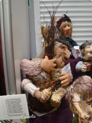 Фотоотчёт №3 с 5-й Московской международной выставки-ярморки кукол и медведей Тедди фото 10