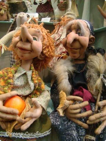 Фотоотчёт №3 с 5-й Московской международной выставки-ярморки кукол и медведей Тедди фото 21
