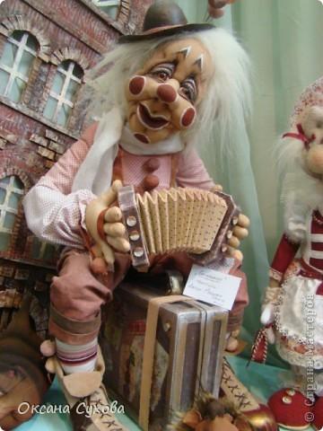 Фотоотчёт №3 с 5-й Московской международной выставки-ярморки кукол и медведей Тедди фото 24