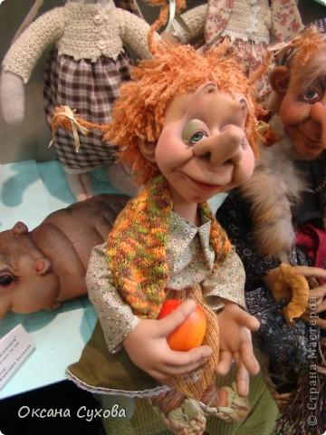 Фотоотчёт №3 с 5-й Московской международной выставки-ярморки кукол и медведей Тедди фото 25