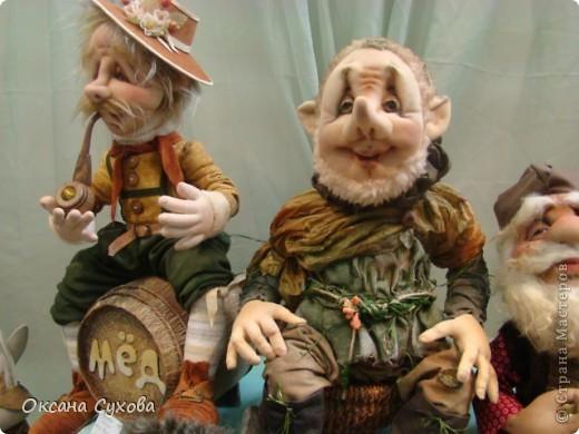Фотоотчёт №3 с 5-й Московской международной выставки-ярморки кукол и медведей Тедди фото 26