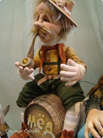 Фотоотчёт №3 с 5-й Московской международной выставки-ярморки кукол и медведей Тедди фото 27