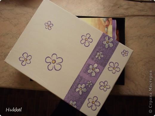 коробочка для салфеток фото 3