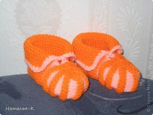 Летняя обувь. для деток возрастом 7-8 мес. фото 3
