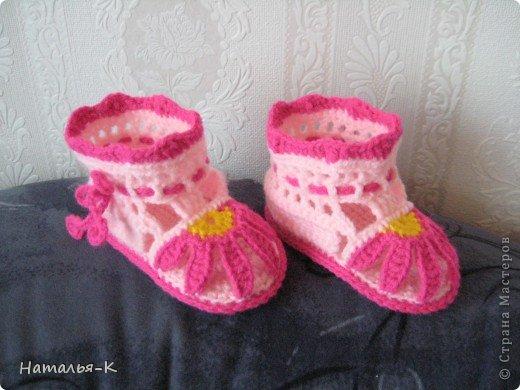 Летняя обувь. для деток возрастом 7-8 мес. фото 7