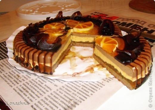 """Значит, решила я на день рождения своего будущего свекра """"испечь"""" тортик... фото 3"""