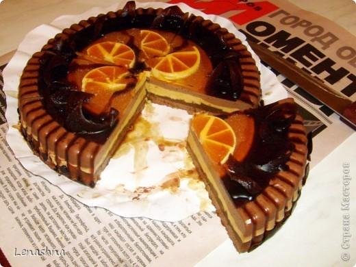 """Значит, решила я на день рождения своего будущего свекра """"испечь"""" тортик... фото 2"""