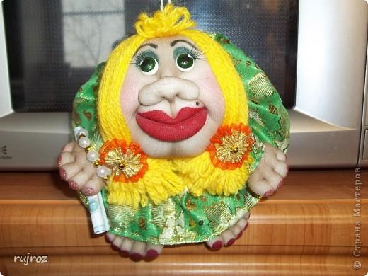 Вот такая кукляшка попик получилась.