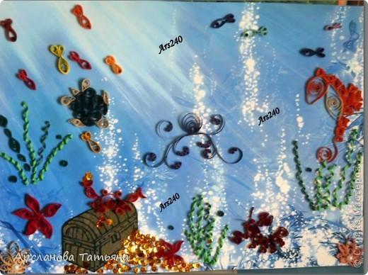 Подводный мир фото 1