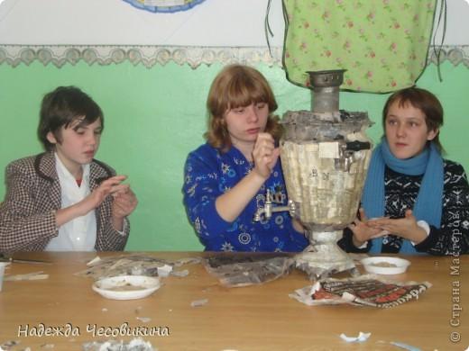 """Коллективная работа кружка """"Рукодельница"""". фото 2"""