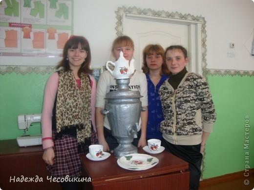 """Коллективная работа кружка """"Рукодельница"""". фото 4"""