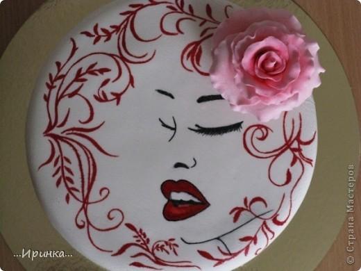 "торт ""Наслаждение"" фото 1"