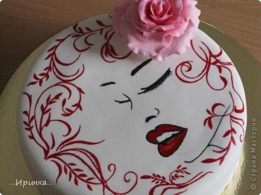 "торт ""Наслаждение"" фото 2"