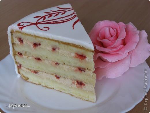 "торт ""Наслаждение"" фото 3"
