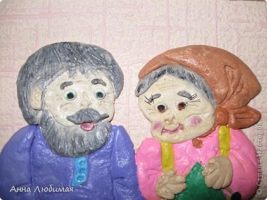 бабуля и дедуля фото 3