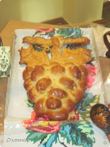 """Вот такой тортик """"Покуть 2011"""" был изготовлен Мастерицами фото 6"""