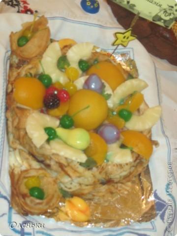 """Вот такой тортик """"Покуть 2011"""" был изготовлен Мастерицами фото 7"""