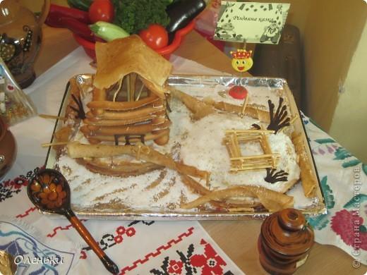 """Вот такой тортик """"Покуть 2011"""" был изготовлен Мастерицами фото 8"""